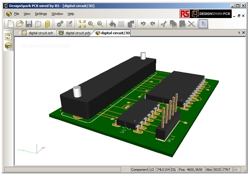 List of Free PCB Design Software